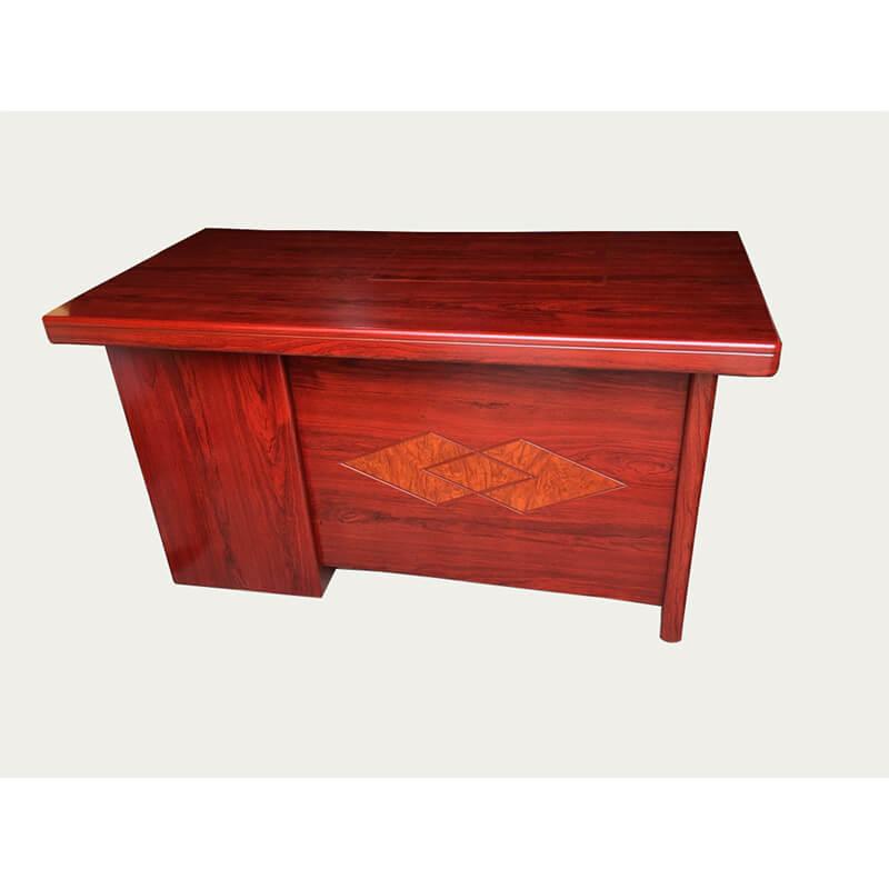 Bàn giám đốc 1m4 gỗ công nghiệp – BLVHP18